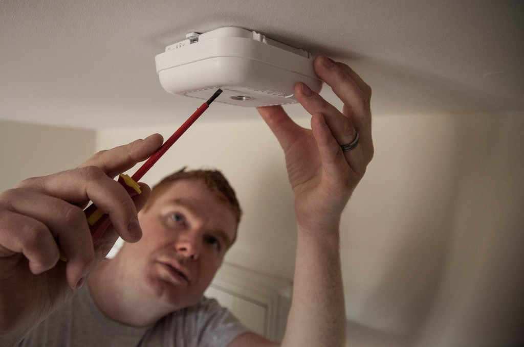 Core Security - Dublin - Carbon Monoxide Alarm